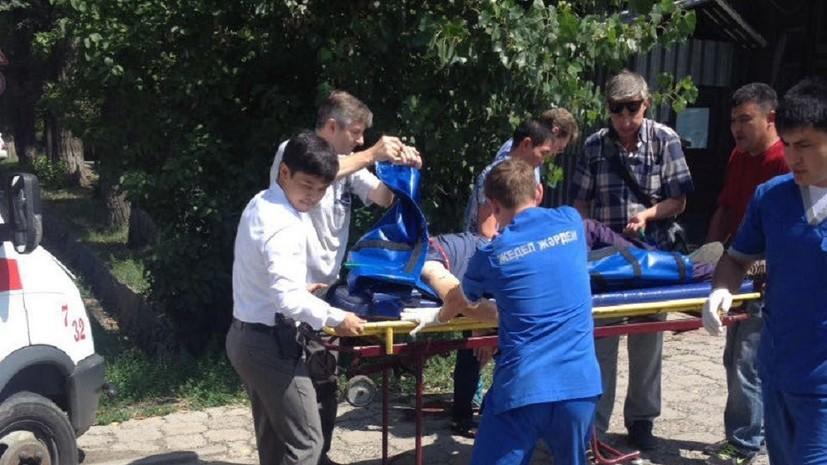 Полицейские погибли в результате нападения неизвестных в центре Алма-Аты