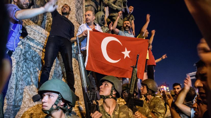 Эрдоган готов ко второй попытке: президент Турции не исключает нового путча