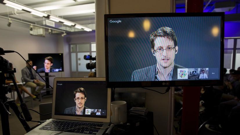 CNN: Сноуден занимается разработкой чехла для iPhone, который позволит уйти от слежки