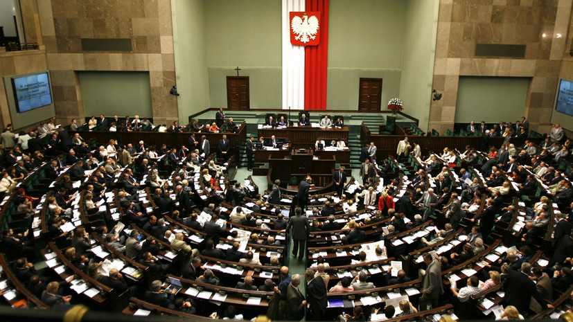Сегодня в Польше могут учредить День памяти жертв геноцида националистами Украины