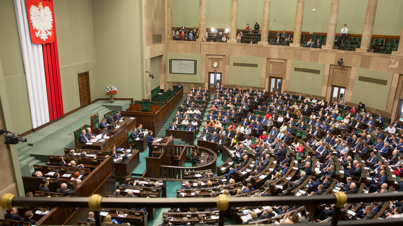 Польша признала действия украинских националистов на Волыни геноцидом