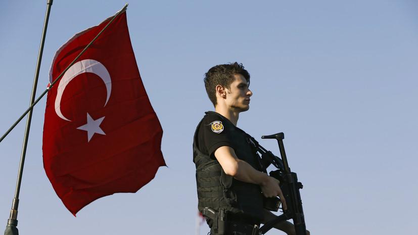 Премьер Турции: После попытки переворота в стране задержаны 13 тыс. человек