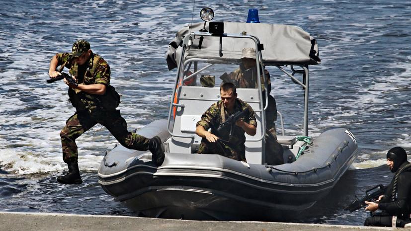 В ВМФ России появились экспериментальные отряды берегового спецназа