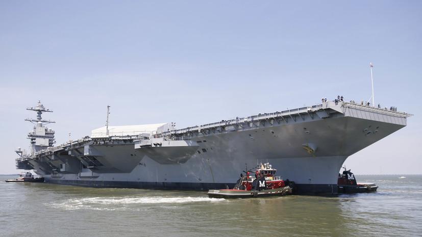 Военная промышленность с комплексами: что не так с новым чудо-оружием США