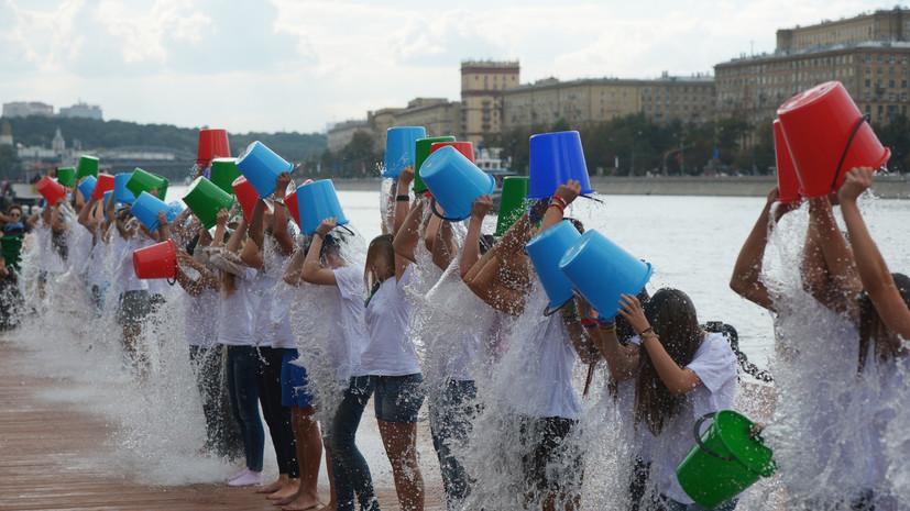 Флешмоб Ice Bucket Challenge помог найти ген, ответственный за неизлечимую болезнь