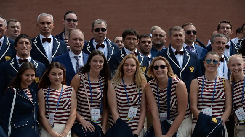 Bloomberg: Россия привезёт в Рио самую «чистую» сборную