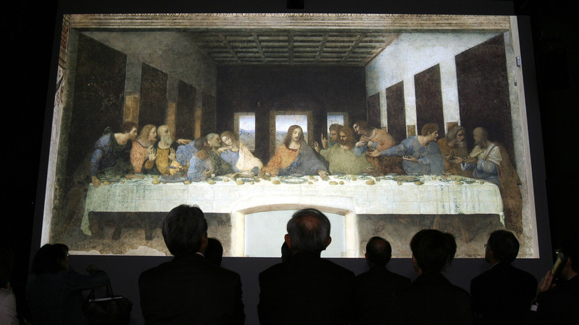 В Италии раскрыт главный замысел «Тайной вечери» Леонардо да Винчи
