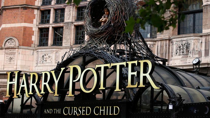 Гарри Поттер и двойная премьера: что нужно знать о новой книге про знаменитого волшебника