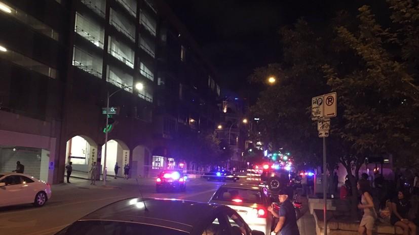 Неизвестный открыл стрельбу в городе Остин на юге США, есть раненые