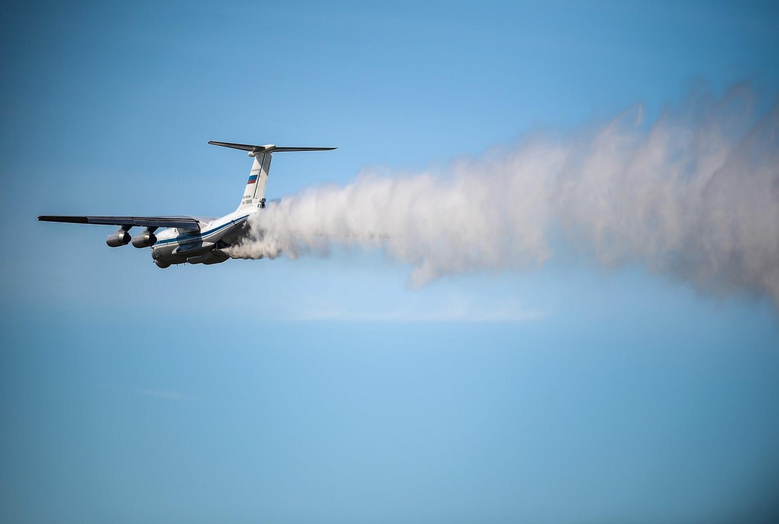 В Иркутской области пропал самолёт МЧС