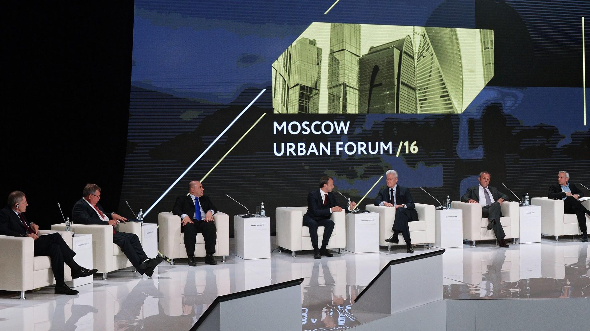 Урбанистический форум: иностранные участники поделились с RT впечатлениями о Москве