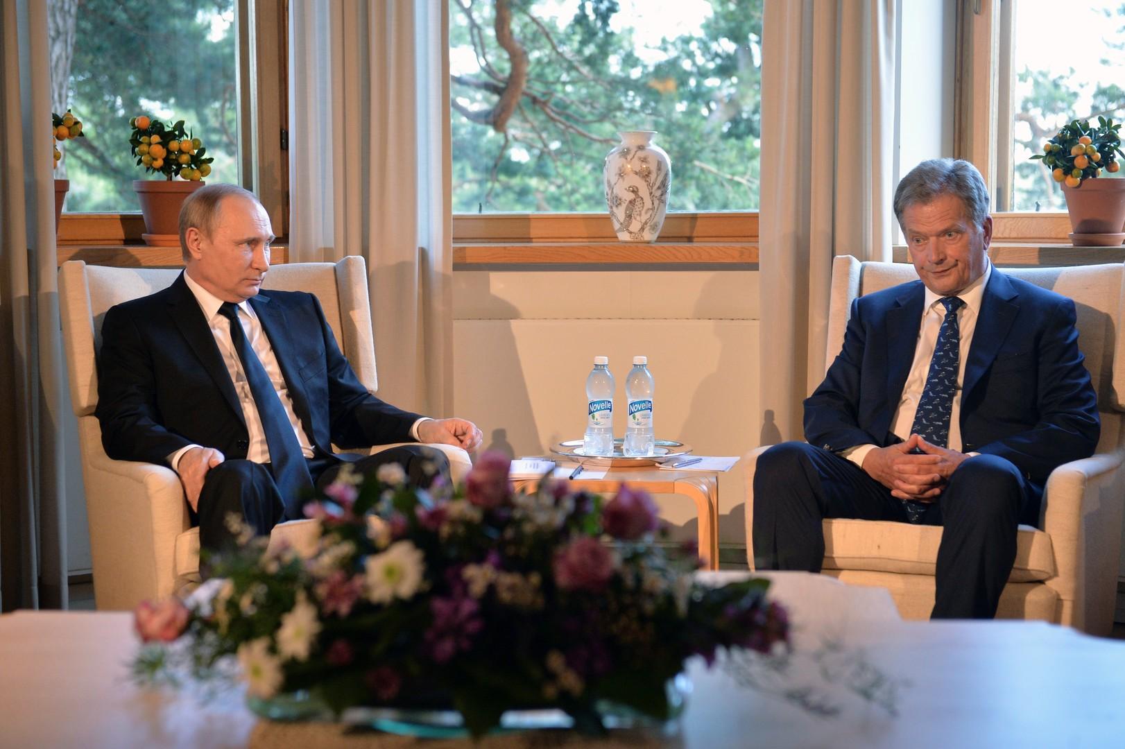 Владимир Путин: НАТО с удовольствием бы воевало с Россией до последнего финского солдата