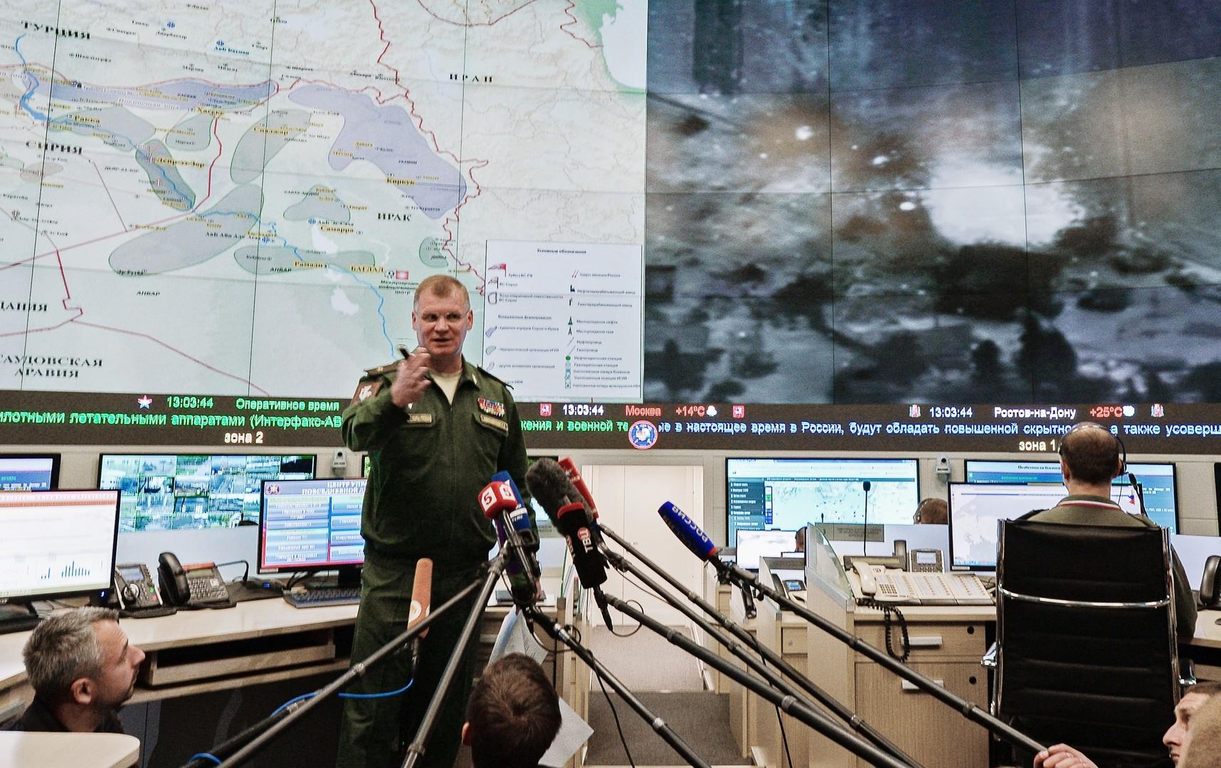 В Минобороны РФ ответили на заявление Пентагона о «неправильной позиции» по Сирии