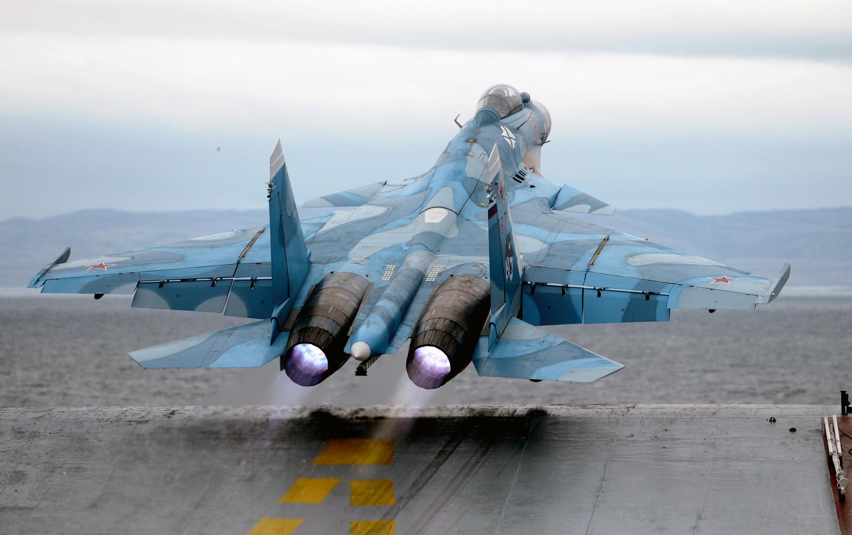 Источник: В Сирии задействуют авиацию с российского «Адмирала Кузнецова»