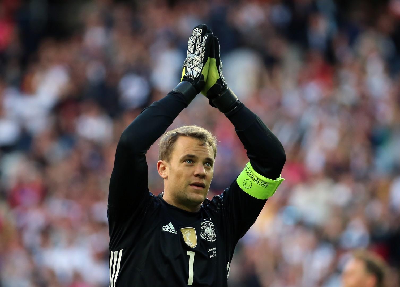 Сборная Германии вышла в полуфинал Евро-2016