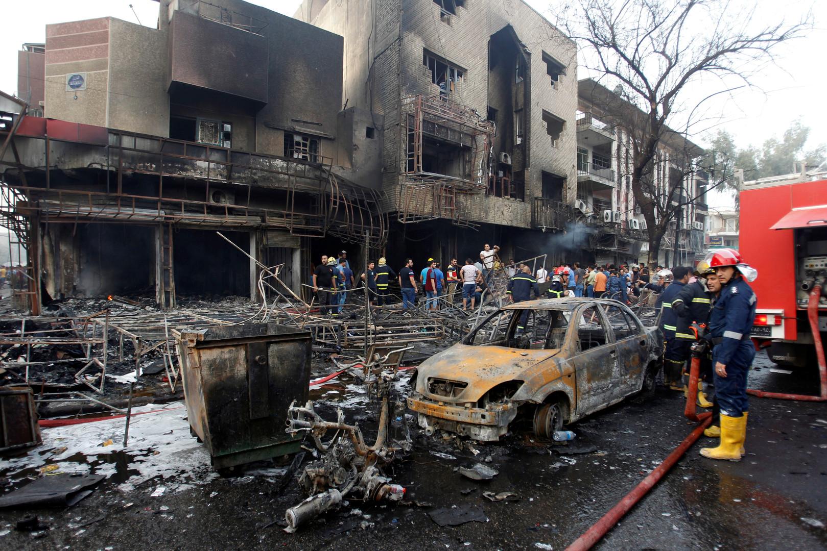 13 лет в тротиловом эквиваленте: как взрывают Ирак после Саддама Хусейна