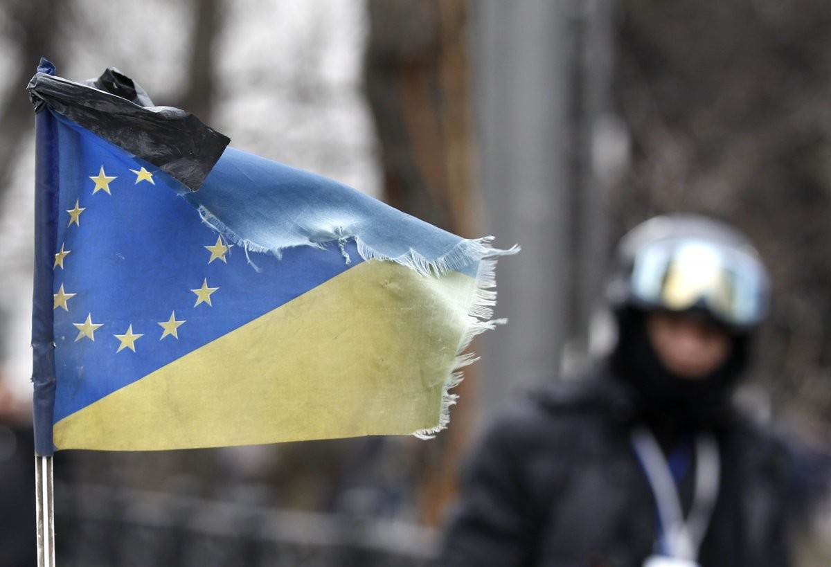 WSJ: Брексит поставил под угрозу европейскую мечту Украины