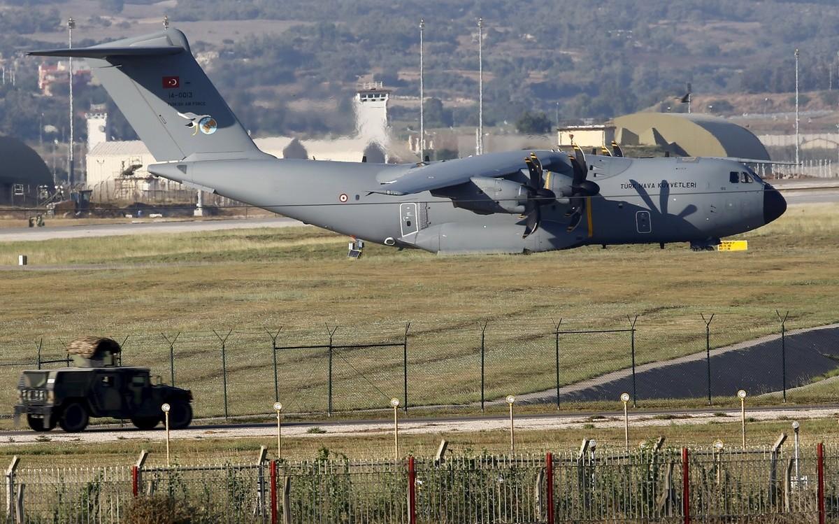 МИД Турции пояснил высказывания о предоставлении России авиабазы