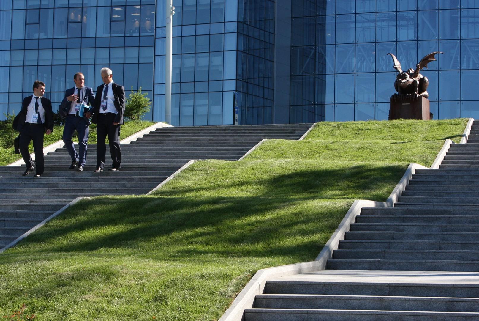 Во Владивостоке стартует Восточный нефтегазовый форум