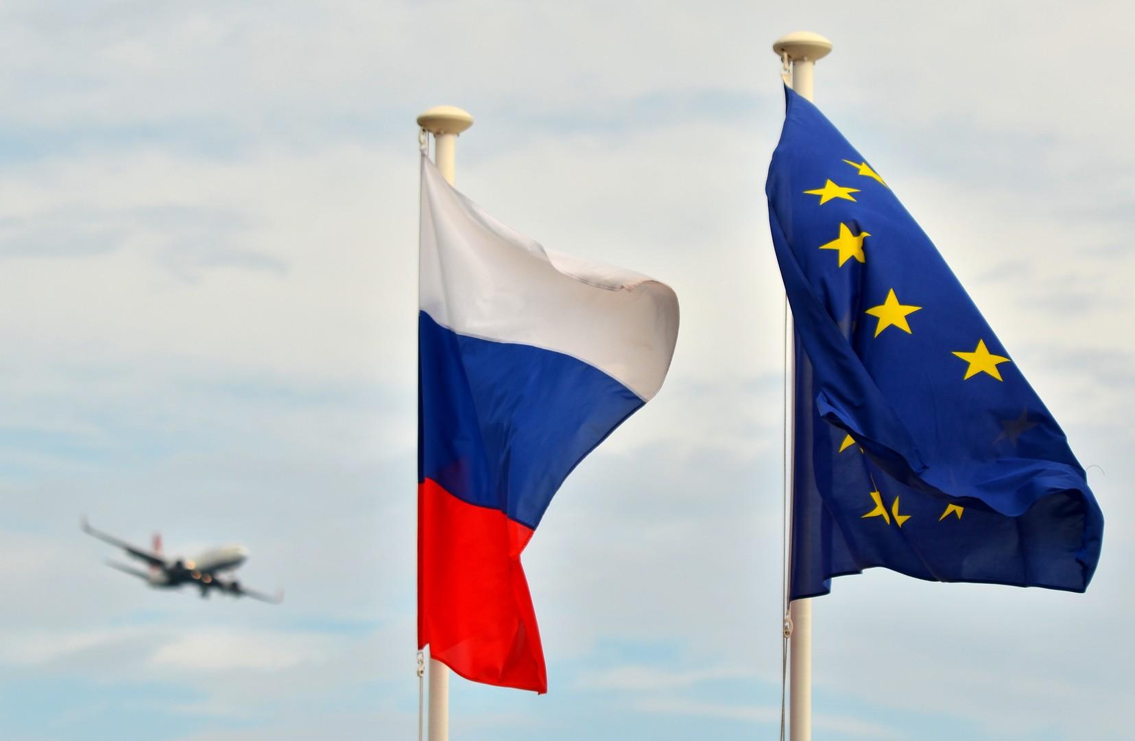Доклад: потери от экспорта для Запада из-за антироссийских санкций составили $60,2 млрд