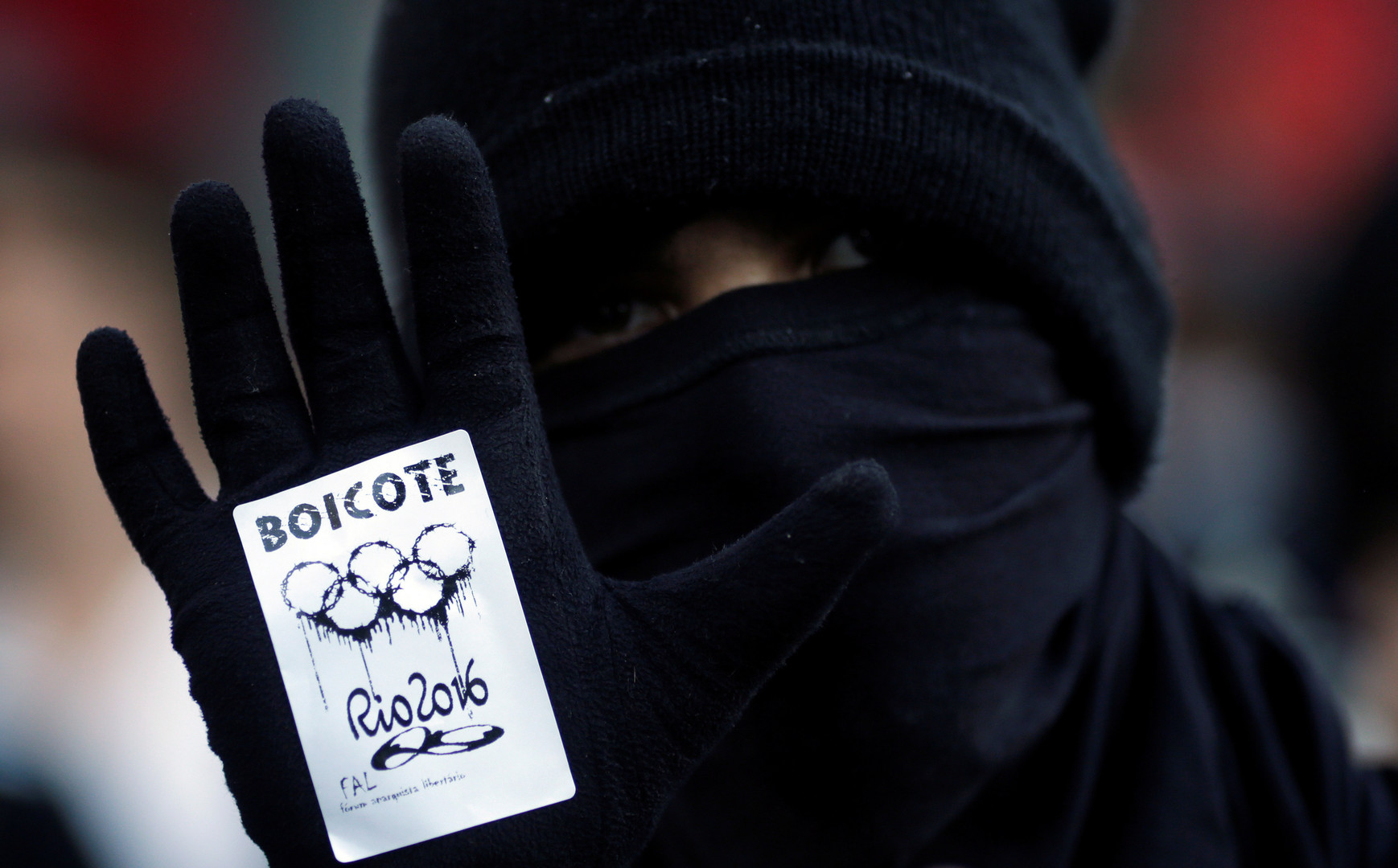 Общий незачёт: Олимпиада в Рио пройдёт на фоне кризиса и протестов