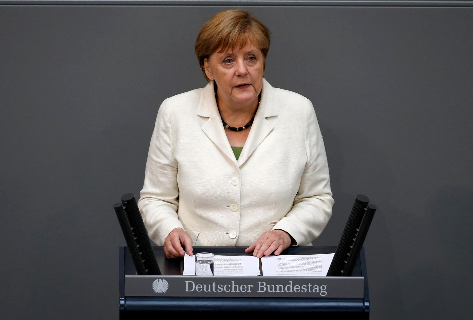 Ангела Меркель признала необходимость России в обеспечении безопасности в Европе