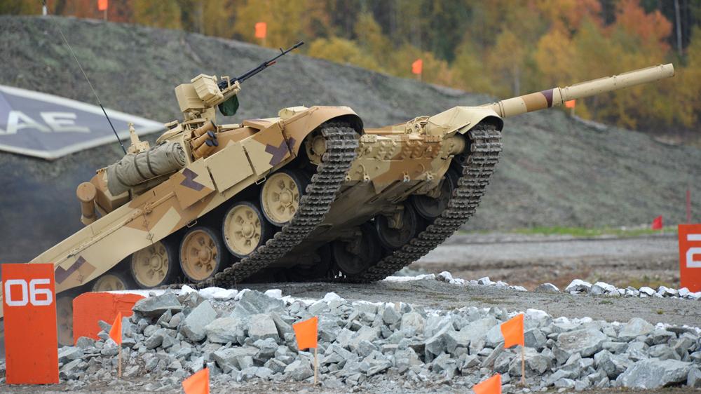 Владимир Путин: Российское оружие становится более эффективным