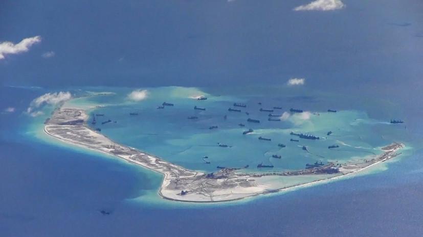Споры вокруг островов: песчаные горы, древние карты, рыбацкие сети и нефть