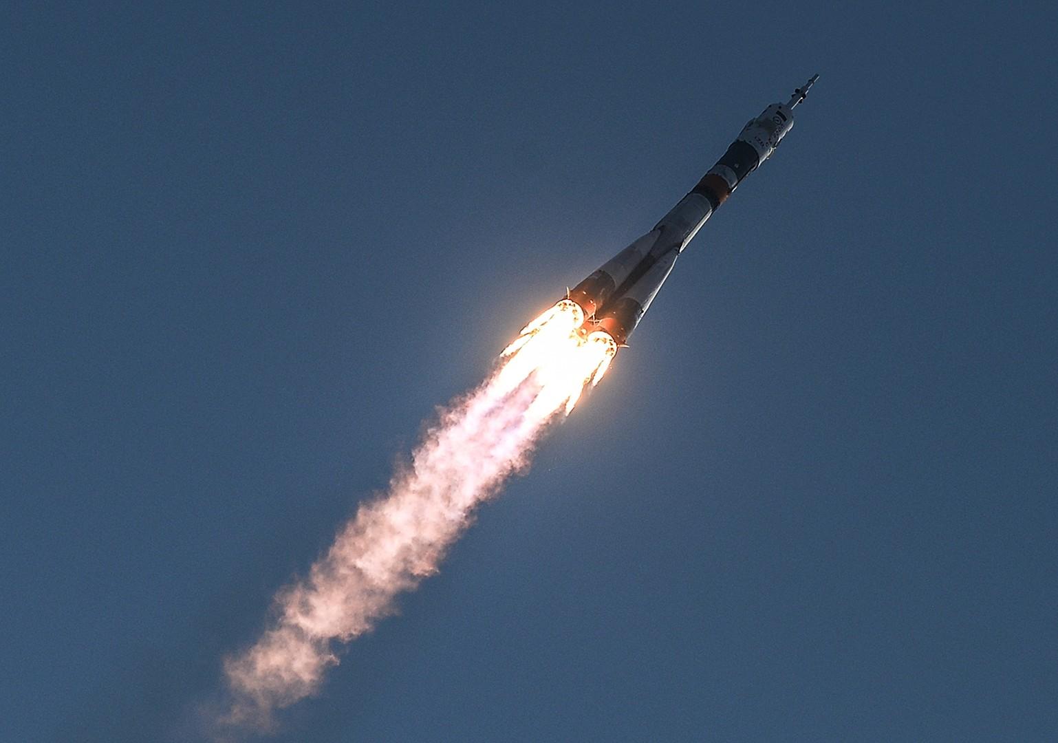 Корабль новой серии «Союз МС» с экипажем впервые пристыковался к МКС