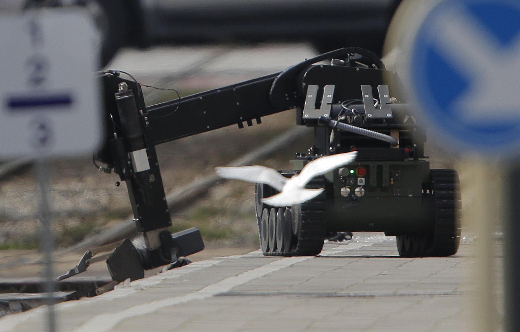 Робокопа вызывали? В США спорят о первой в истории ликвидации преступника роботом