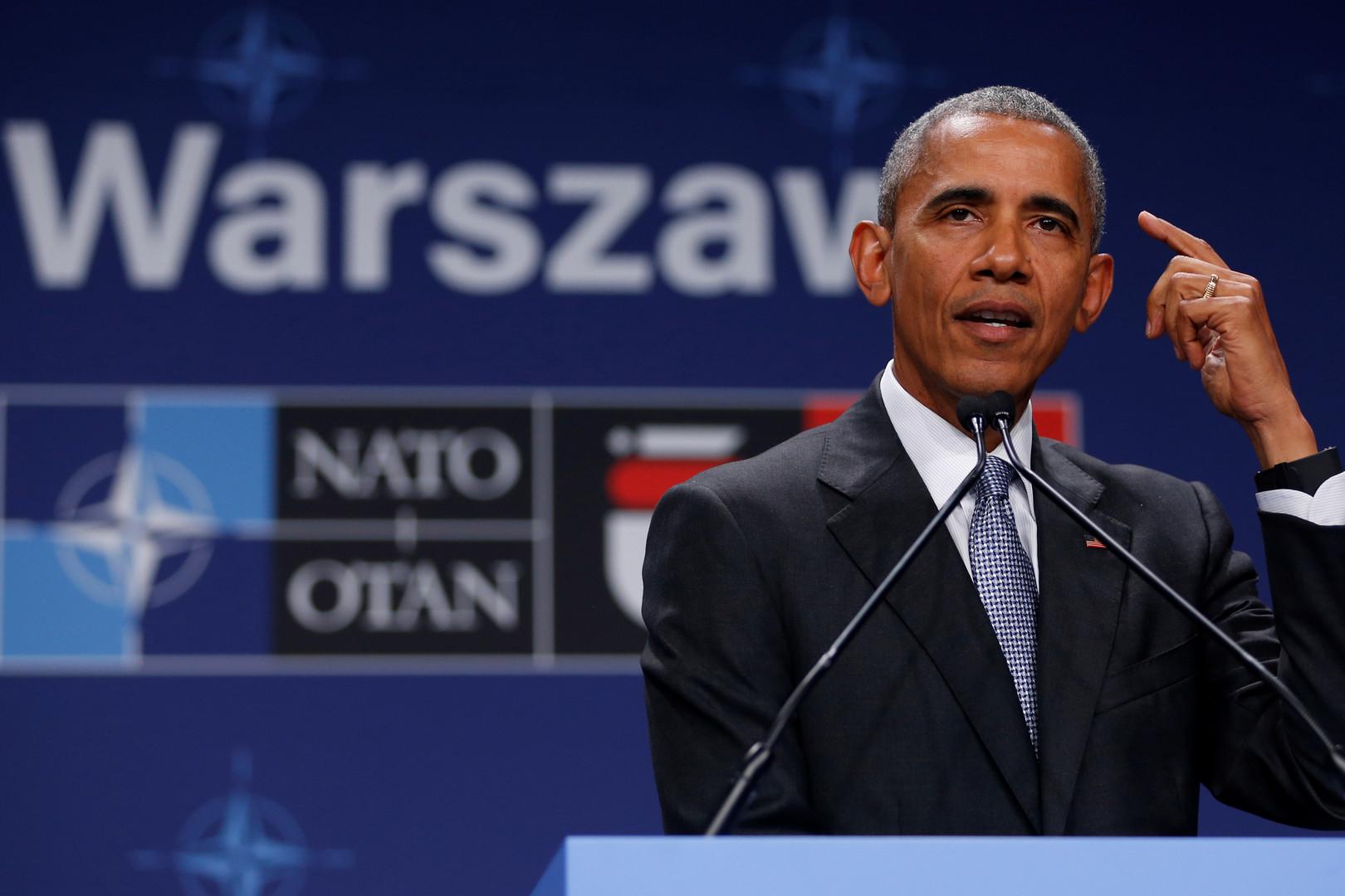 Барак Обама: США не могут решить мировые проблемы в одиночку