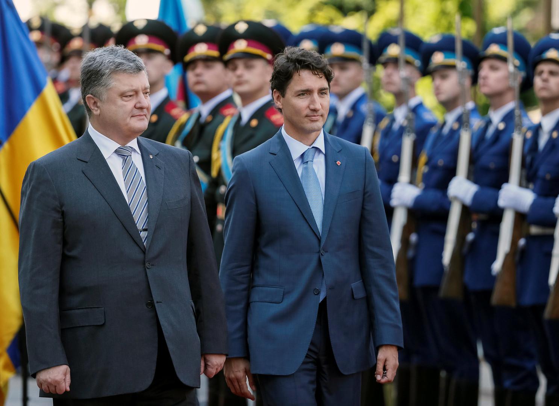 Канадские СМИ: Украинская диаспора вынуждает Оттаву укреплять связи с Киевом