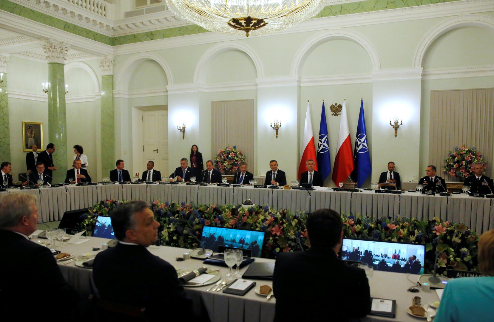 Предложение Ципраса о сотрудничестве с Россией испортило Обаме ужин