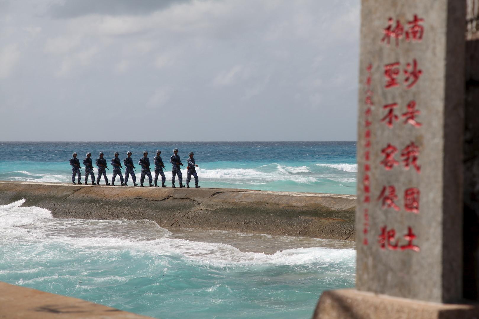 МИД Китая посоветовал США хорошо подумать о позиции по Южно-Китайскому морю