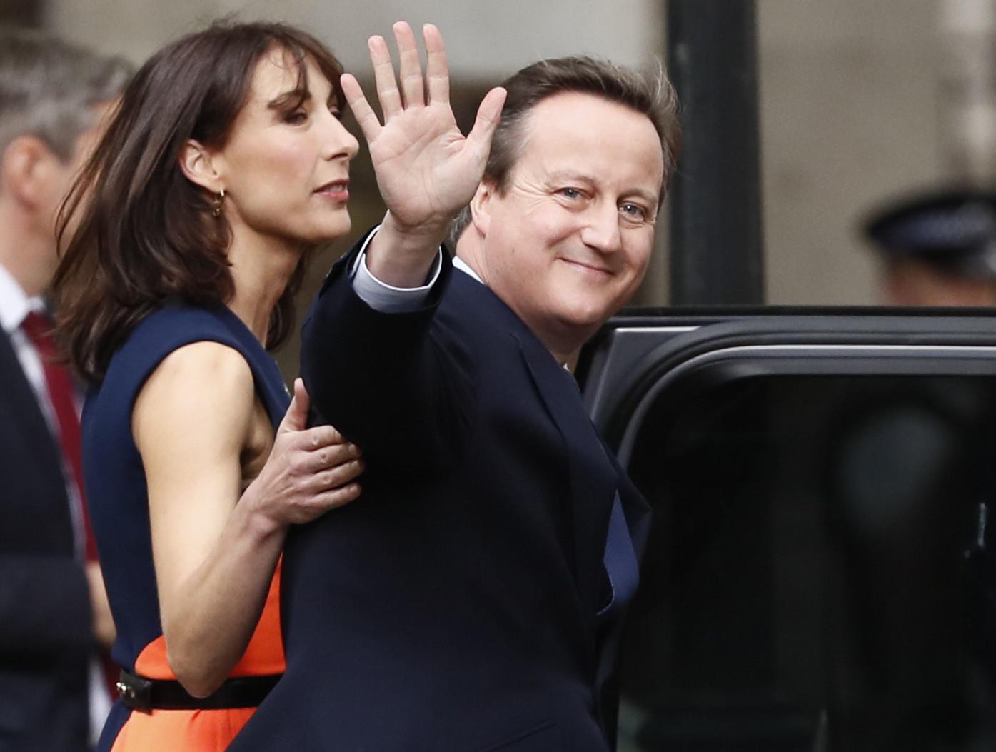 Дэвид Кэмерон официально покинул пост премьера Великобритании
