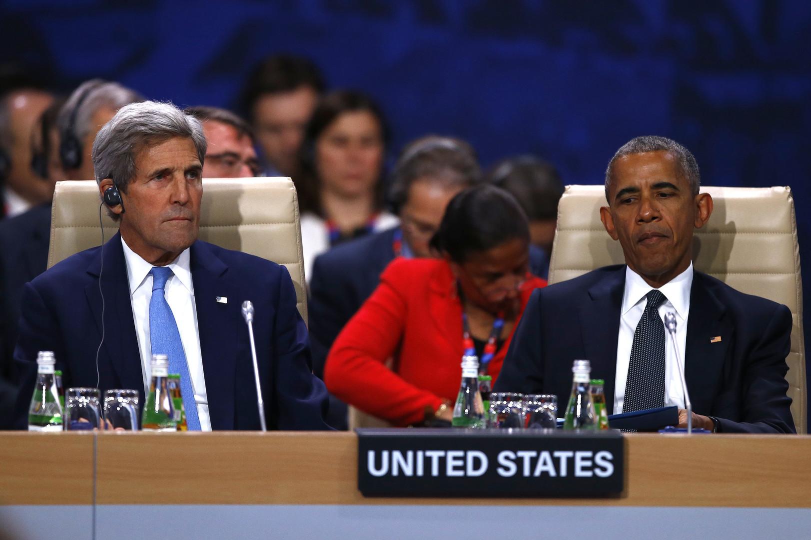 Business Insider: Вашингтон не поддерживает «пророссийские» заявления Джона Керри