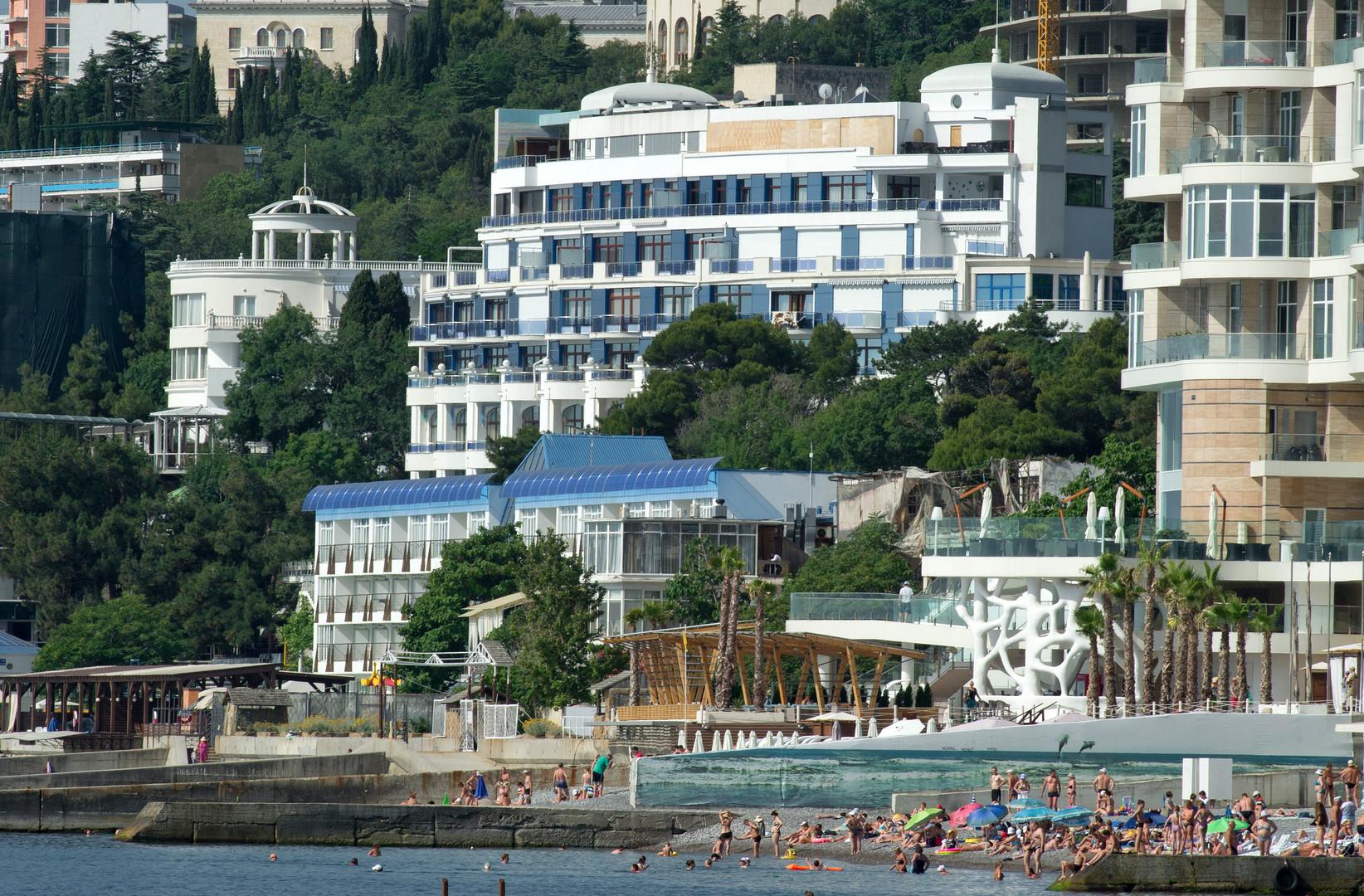 Отдых наш: система «всё включено» появится в большинстве отелей Крыма