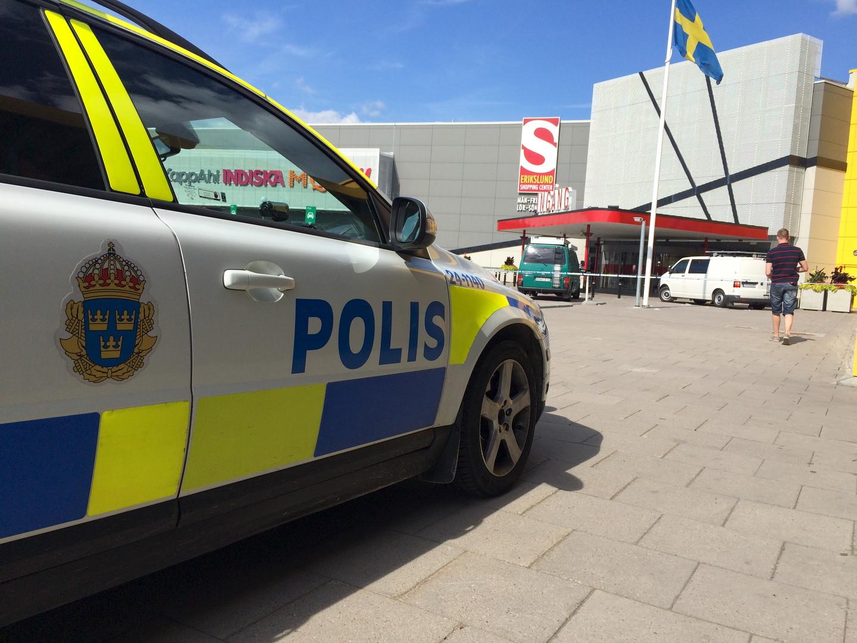 GTA по-шведски: полиция разыскивает подростка, угоняющего элитные автомобили