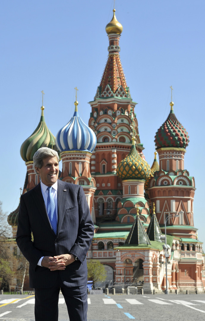 Приключения Джона Керри в России: как это было