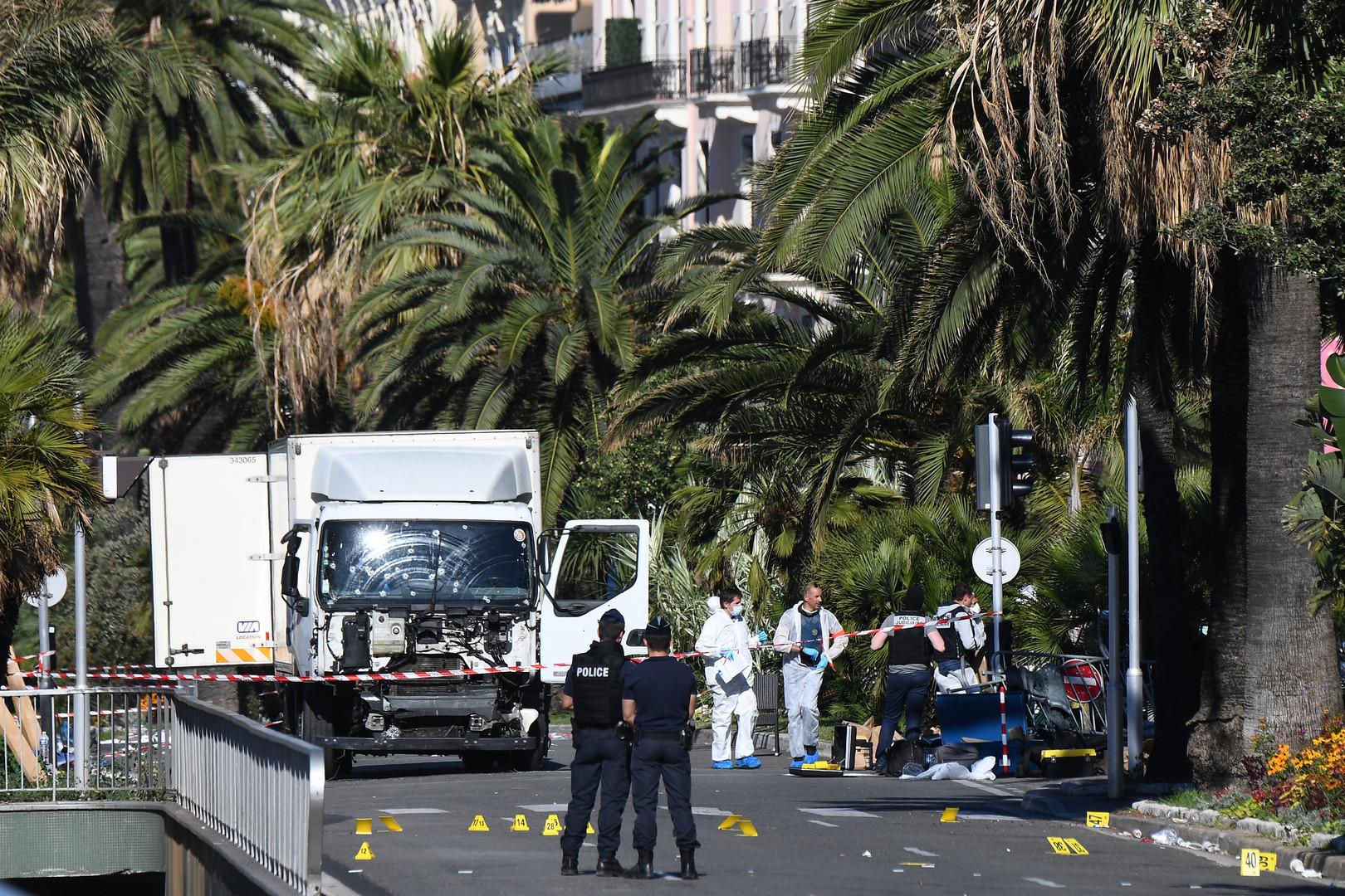 Теракт в Ницце: что известно о нападавшем