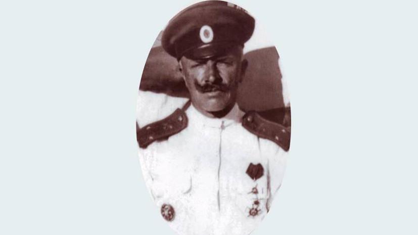Генерал-майор Анатолий Владимирович Фок
