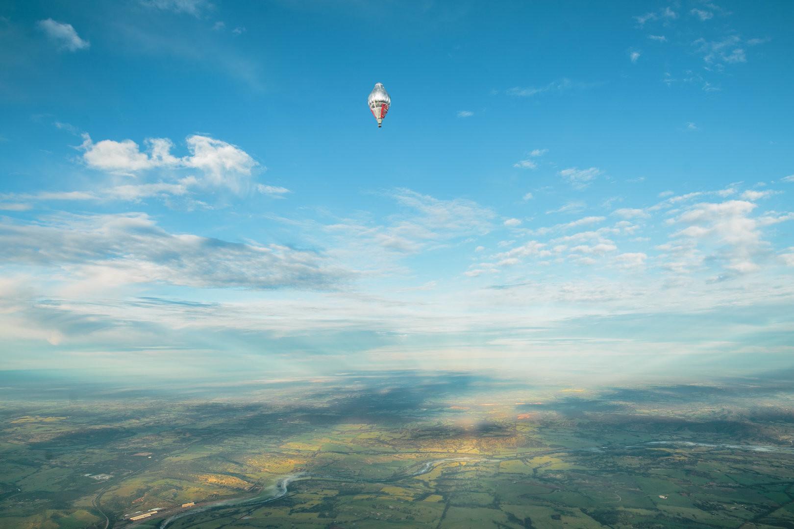 Наконец-то распогодилось. Фёдор Конюхов после долгого ожидания всё-таки отправился в кругосветное путешествие на воздушном шаре