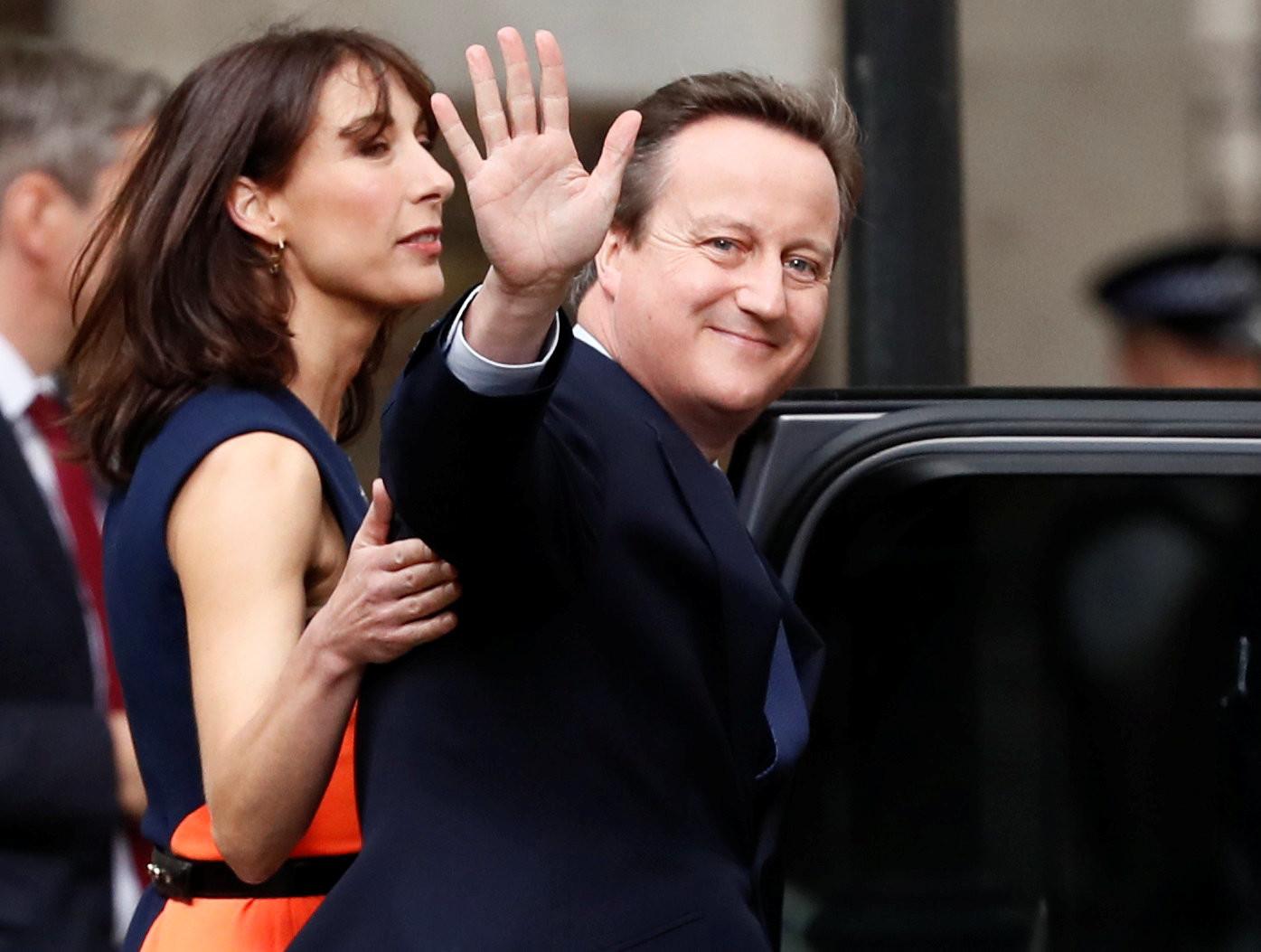 Теперь официально. Дэвид Кэмерон покинул пост премьер-министра Великобритании
