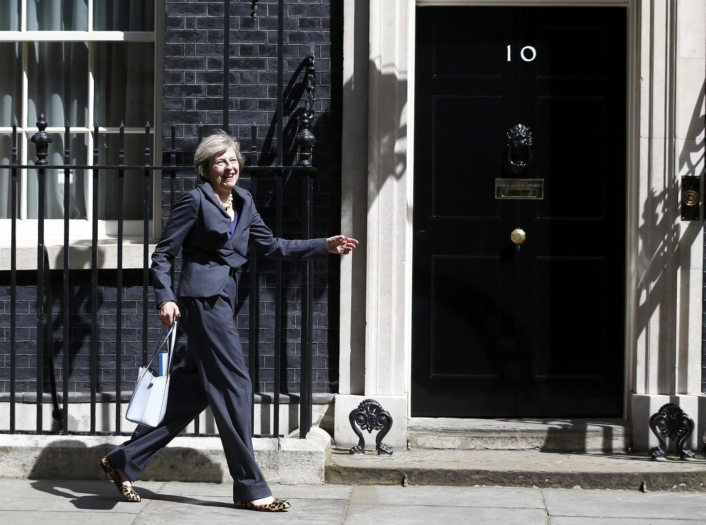 Новый премьер. Тереза Мэй, хоть и не сразу, но разобралась, куда ей надо идти по Даунинг-стрит