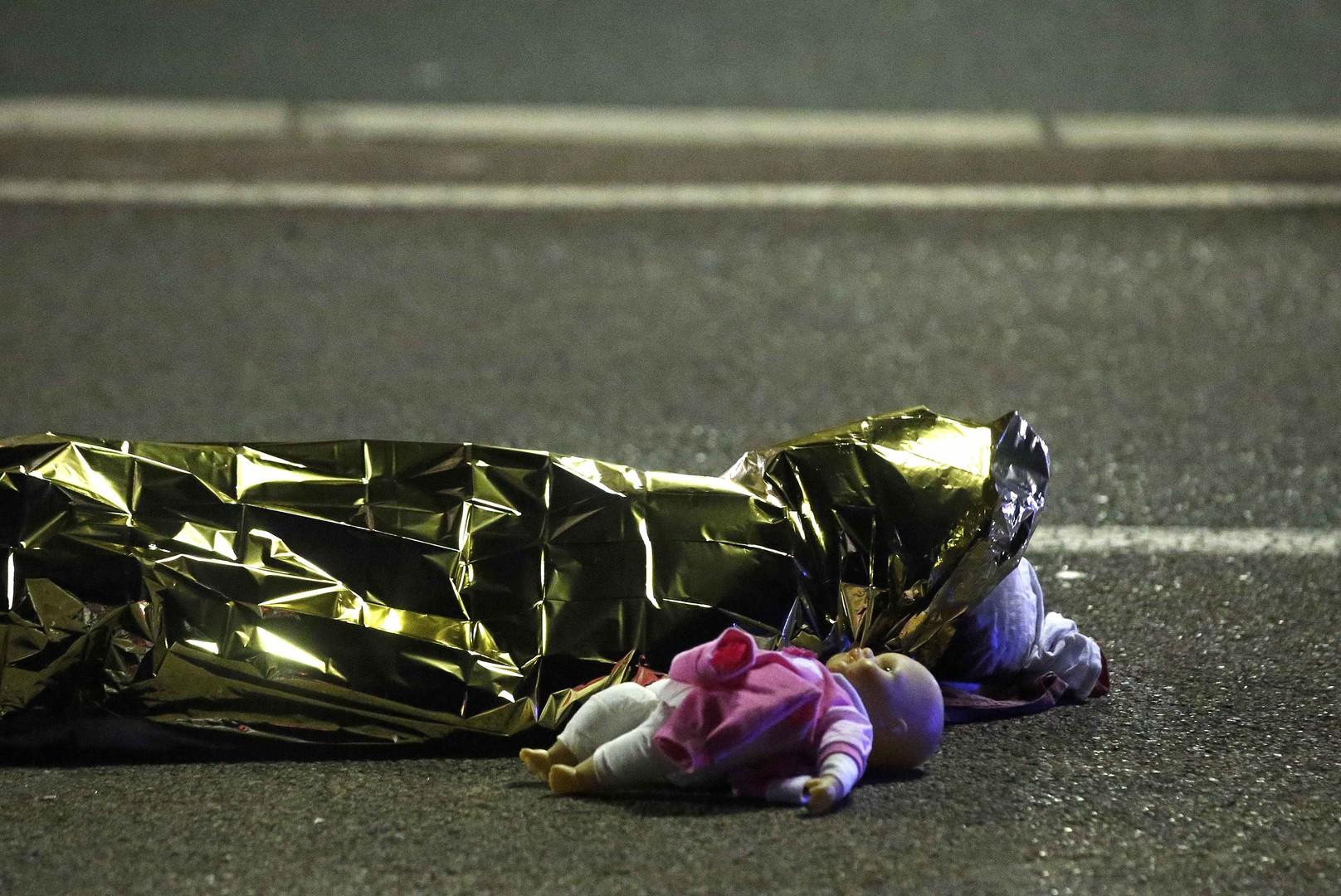 Теракт в Ницце. Страшная трагедия унесла жизни 84 человек