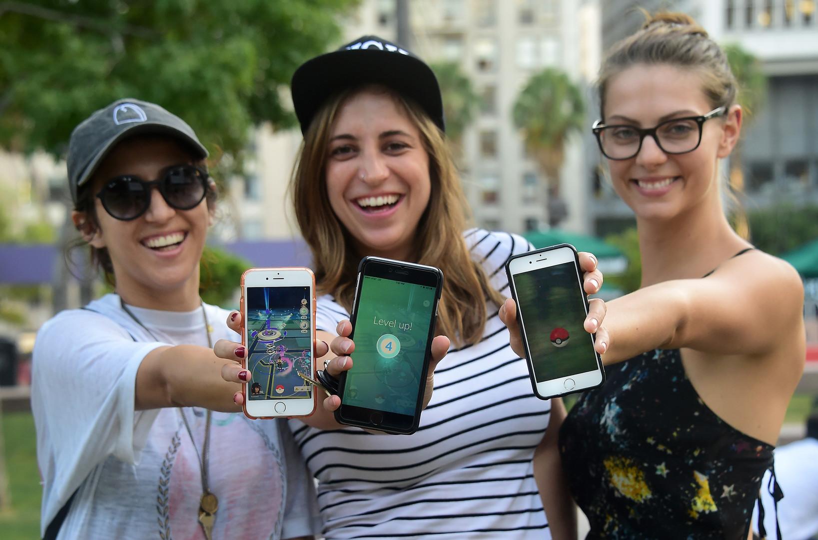 Pokemon Go в России могут ограничить на законодательном уровне