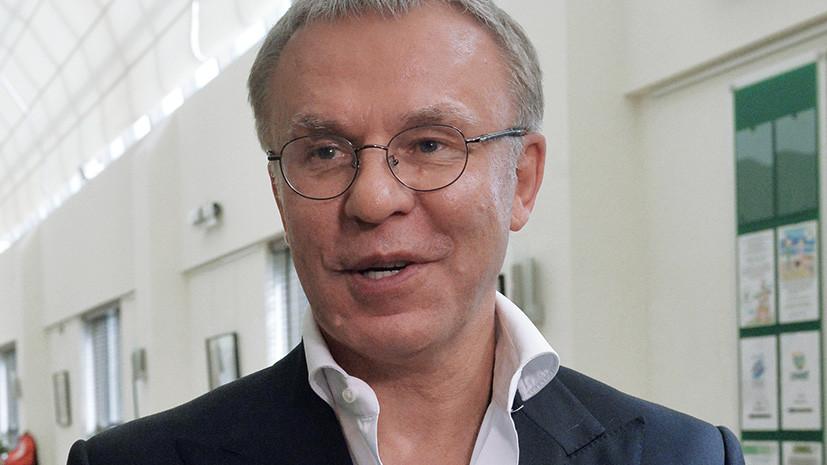Вячеслав Фетисов прокомментировал RT доклад комиссии WADA