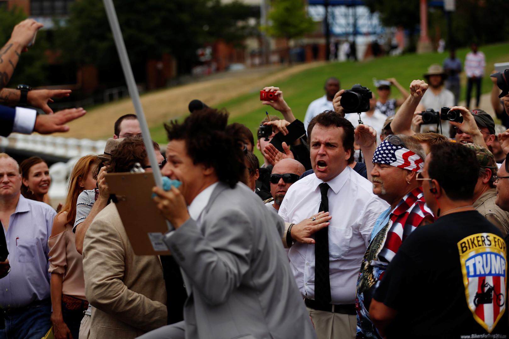 Эксперт: В лагере республиканцев настоящий бардак