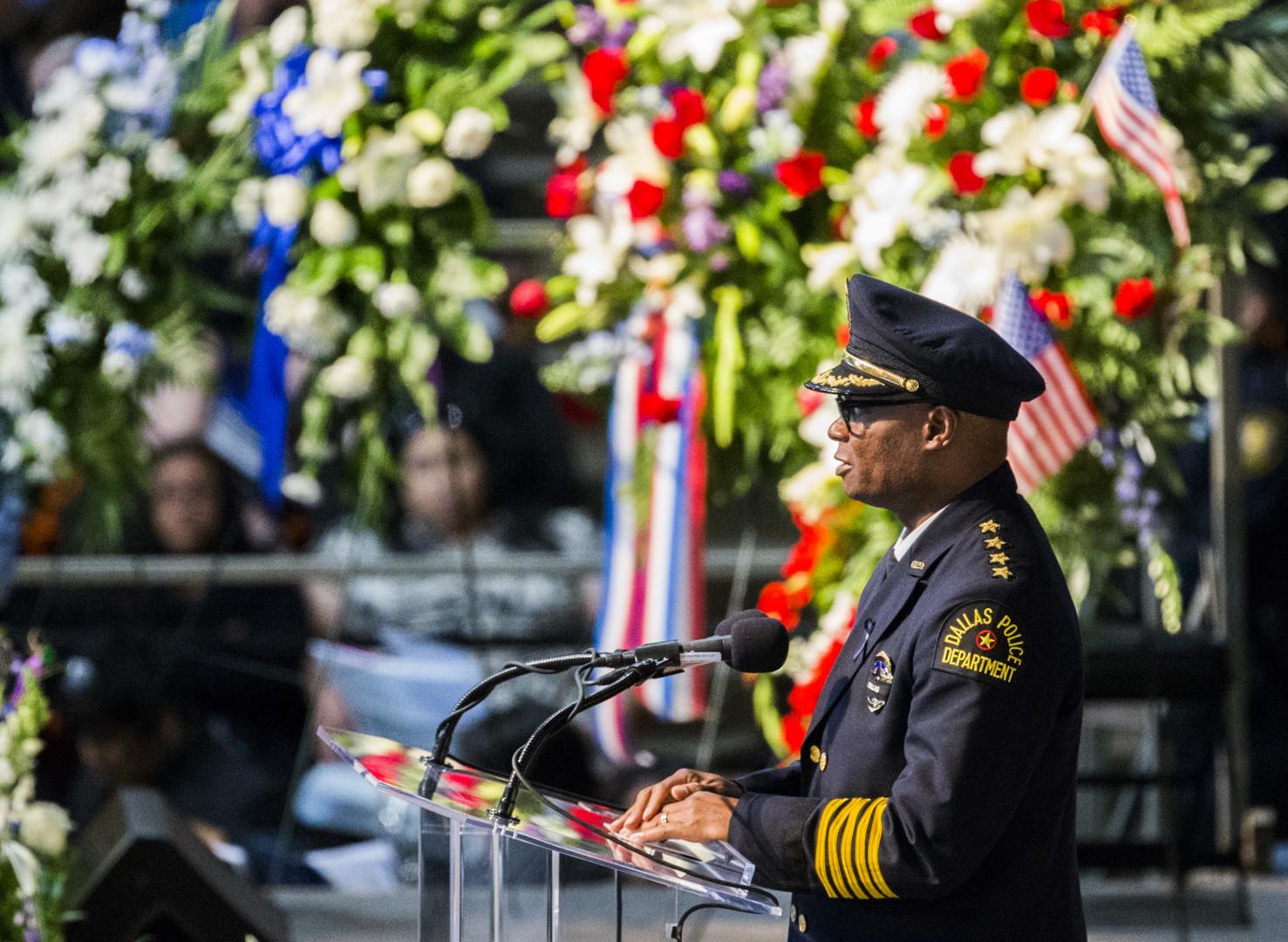 Тени войны: почему ветераны в США расстреливают полицейских