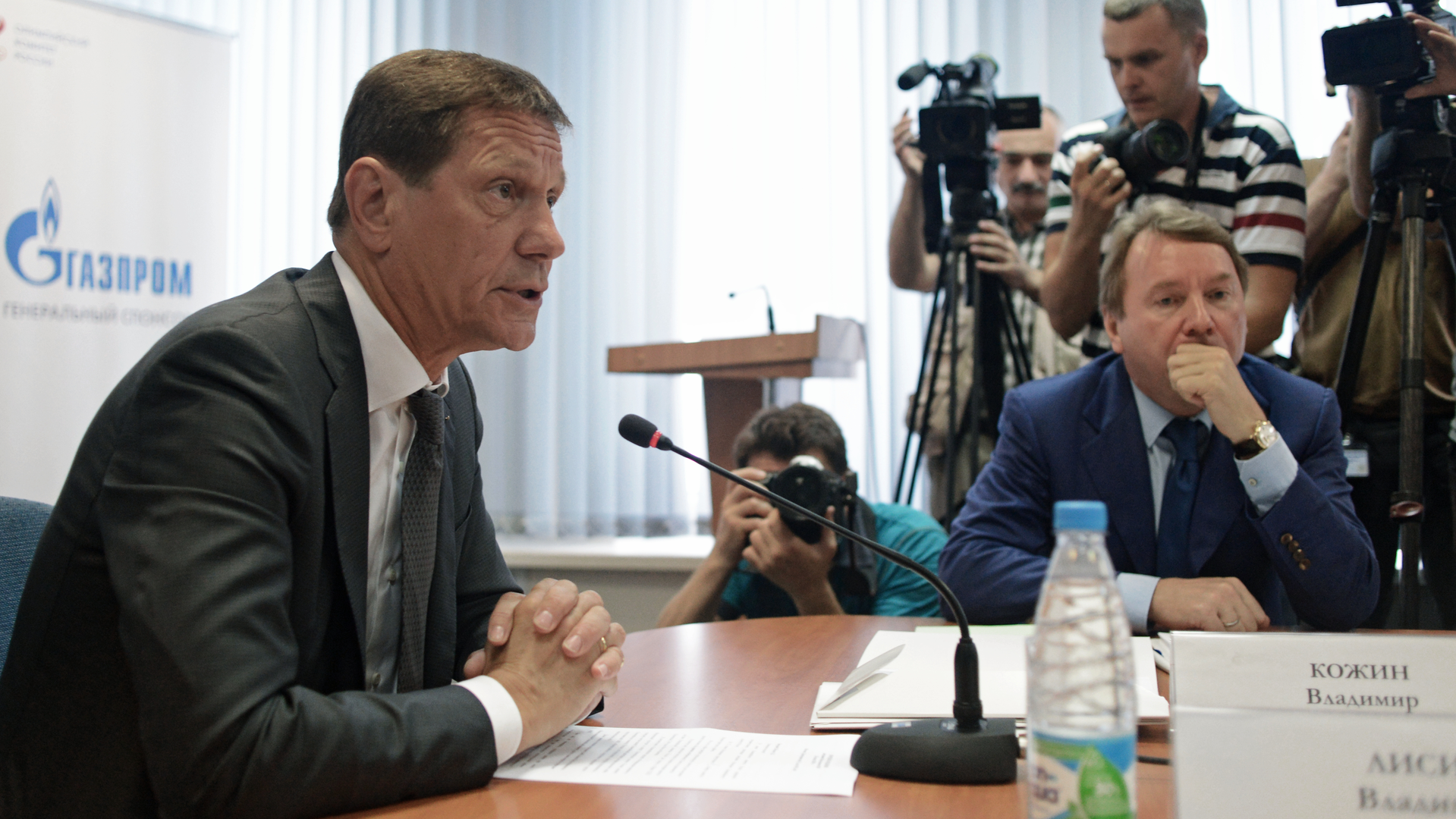 Александр Жуков: Спортсмены из РФ будут выступать на Играх в Рио только под флагом России